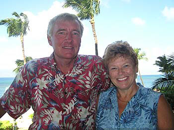 Your Hosts -- Jim & Sue Keithahn